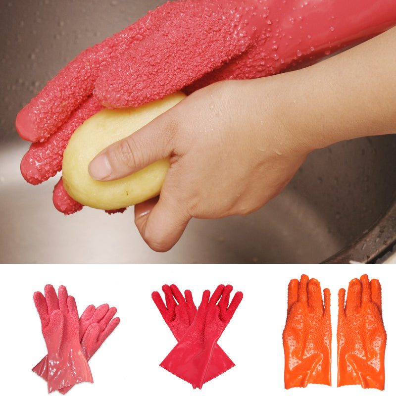 Potato Fruit & Vegies Peeler Gloves -60% OFF!