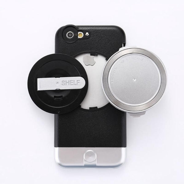 4 in 1 Revolver Lens Kit For iPhone - 50% OFF!