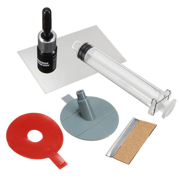 DIY Car Windshield Repair Kit - 70%