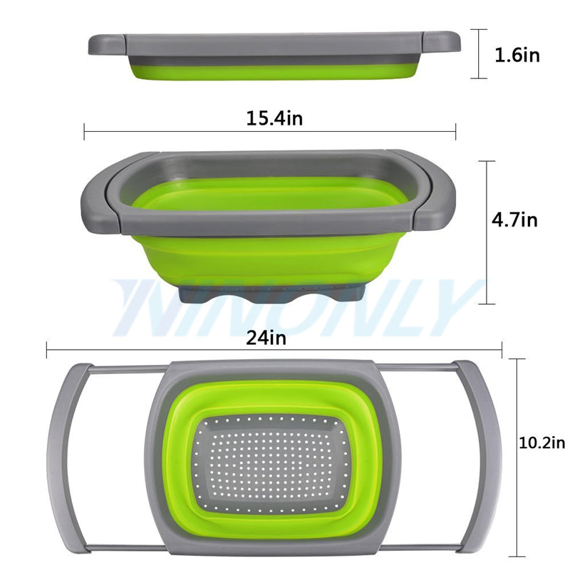 Ultimate Collapsible Colander - 60%OFF!
