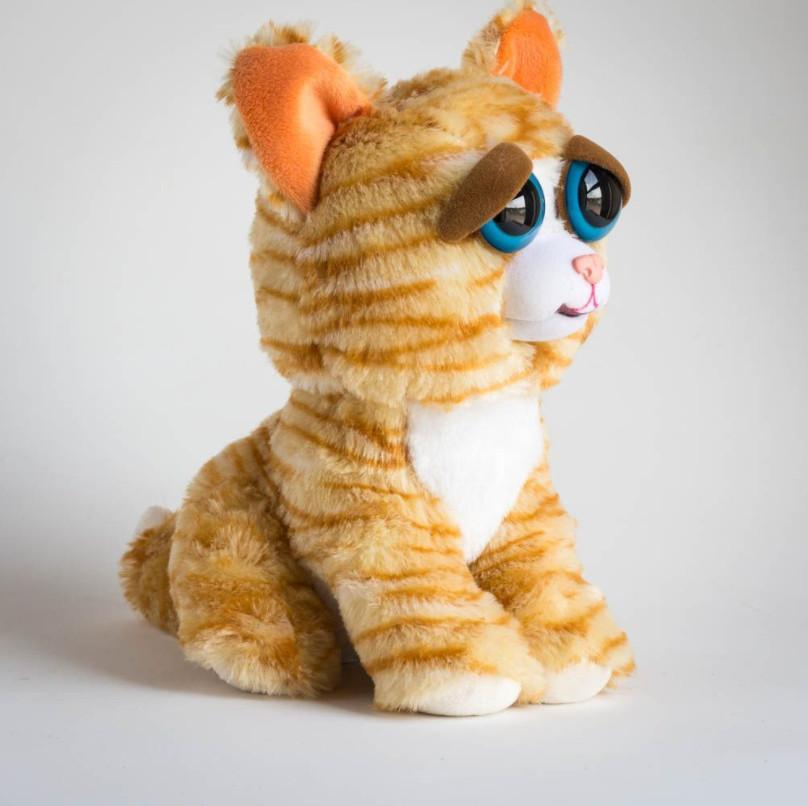 Feisty Pets Plush Toys With Funny Expression - 70% OFF!