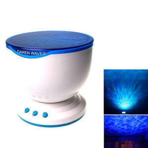 Ocean Wave LED Light Projector - 60% OFF!