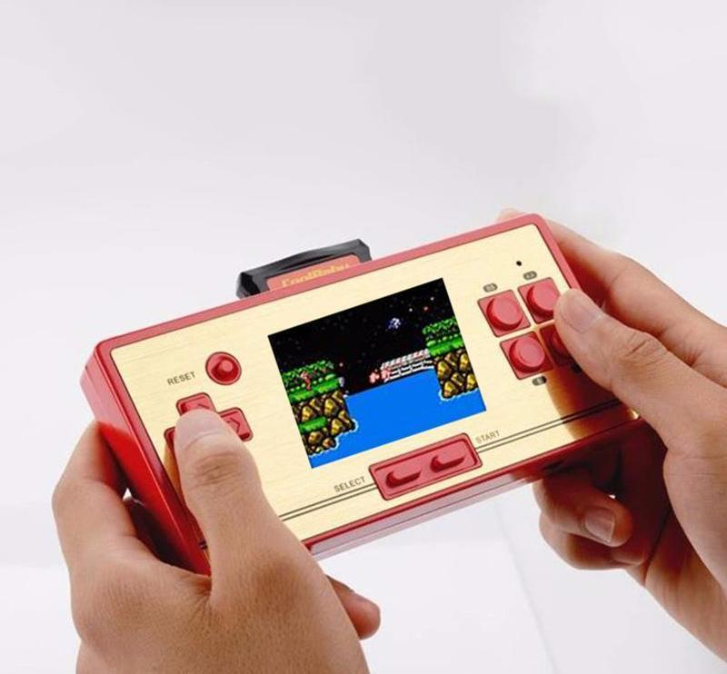 Handheld Video Game Console + 600 Free Games - 65% OFF!