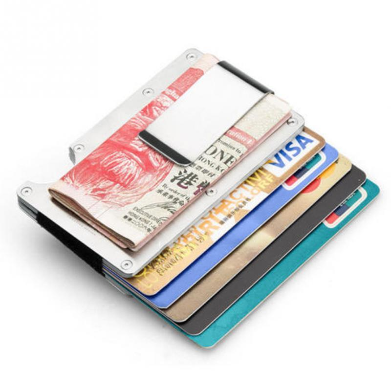 Premium Fashion Minimalist Wallet - Secret Deal