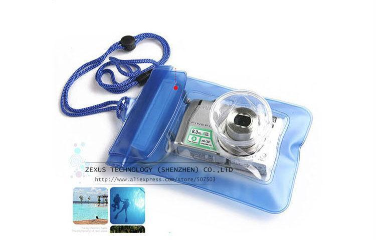 Underwater Dry Bag Pouch Camera Case