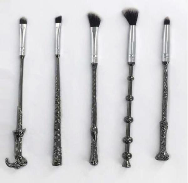 Limited Edition Magic Wands HP Makeup Brushes - 55% OFF