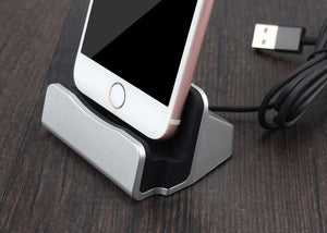 Desktop Docking Charger For iPhone