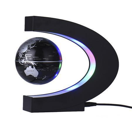 Levitation Floating Globe World Map - 25% OFF!