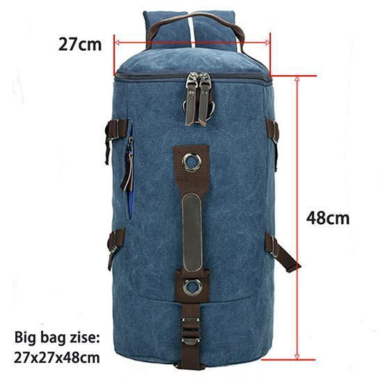 Premium Mountaineering Travel Backpack - 55% OFF