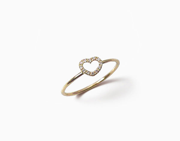 Baby Heart Ring