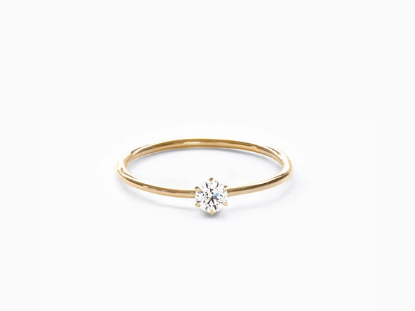 PROMISE Solitaire Ring