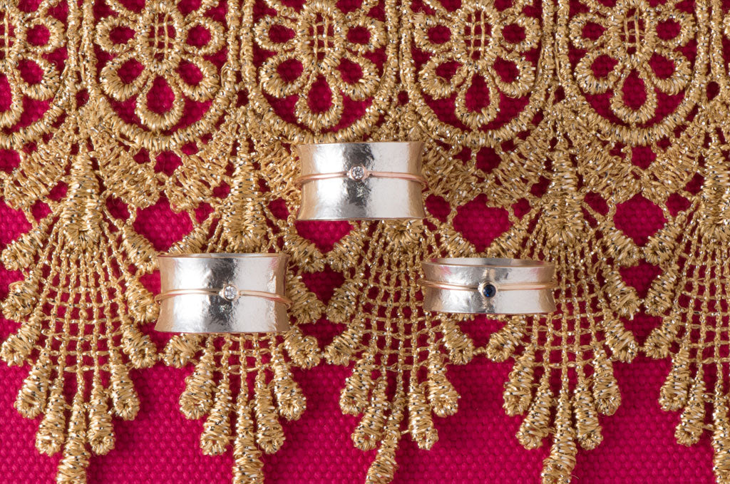 Spinner Rings Make Great Wedding Bands, Calms Nerves and Other Benefits
