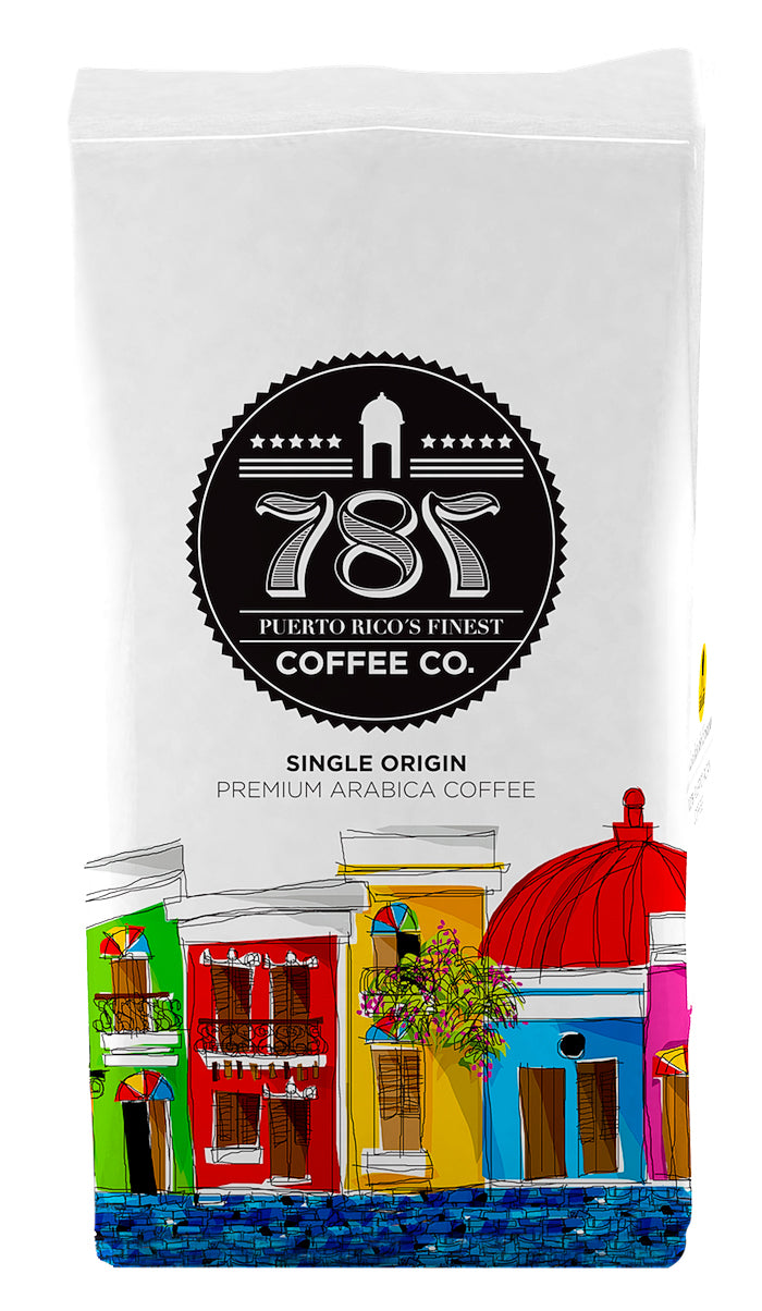 Supremo Roast - 787 Coffee