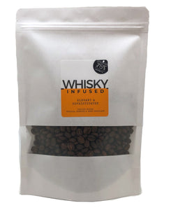 Whisky infused coffee
