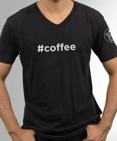 #Coffee T-Shirt - 787 Coffee