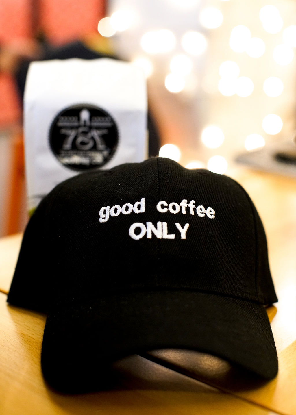 Good coffee Only - Hat - 787 Coffee