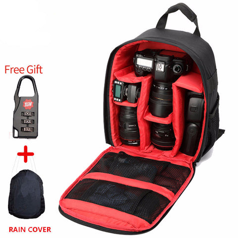 DSLR Travel Companion BackPack