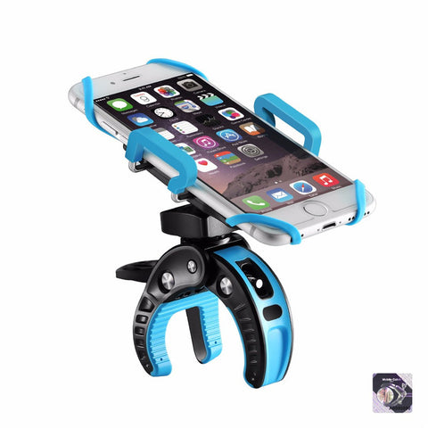 Heavy Duty Phone Mount for Bicycle