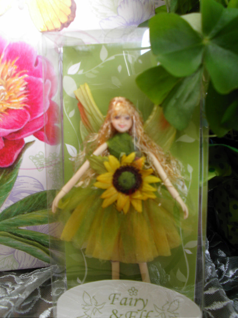 Ornament    Fairy Lady Green