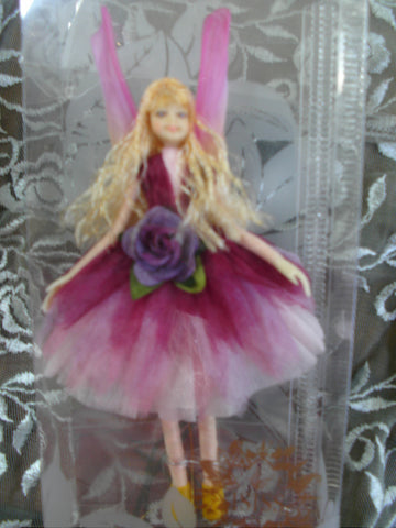Ornament    Fairy Lady Pink