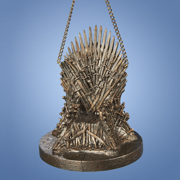 Ornament    Game of Thrones Iron Throne