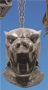 Ornament   Game of Thrones Hound's Helm