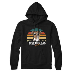 Best Dog Dad Ever (Pit Bull) - Hoodie