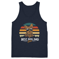 Best Dog Dad Ever (Yorkie) - Tank