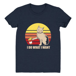 I Do What I Want Two - Women's Tee