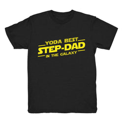 Yoda Best Step-Dad - Tee