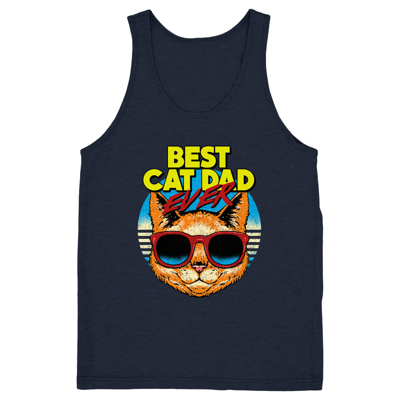 Best Cat Dad Ever - Tank