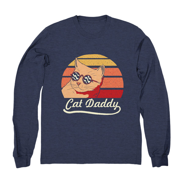 Cat Daddy Two - Long Sleeve