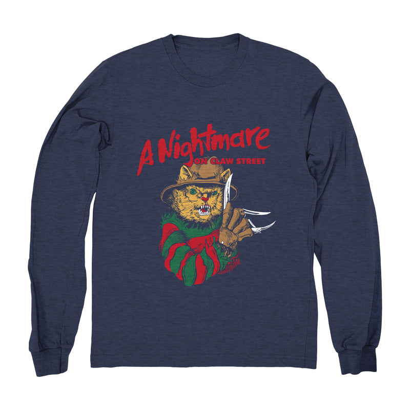 A Nightmare on Claw Street - Long Sleeve