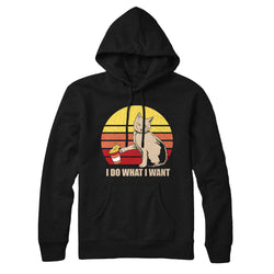 I Do What I Want Two - Hoodie