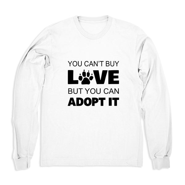 Adopt Love - Long Sleeve