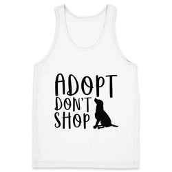Adopt Don't Shop Dog - Tank