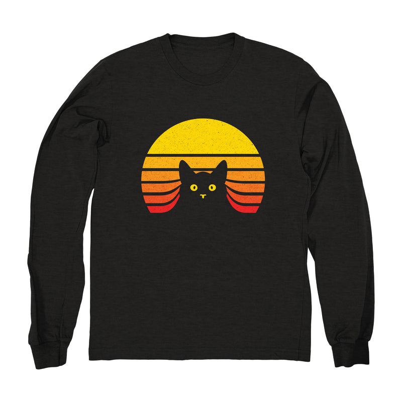 Vintage Cat - Long Sleeve