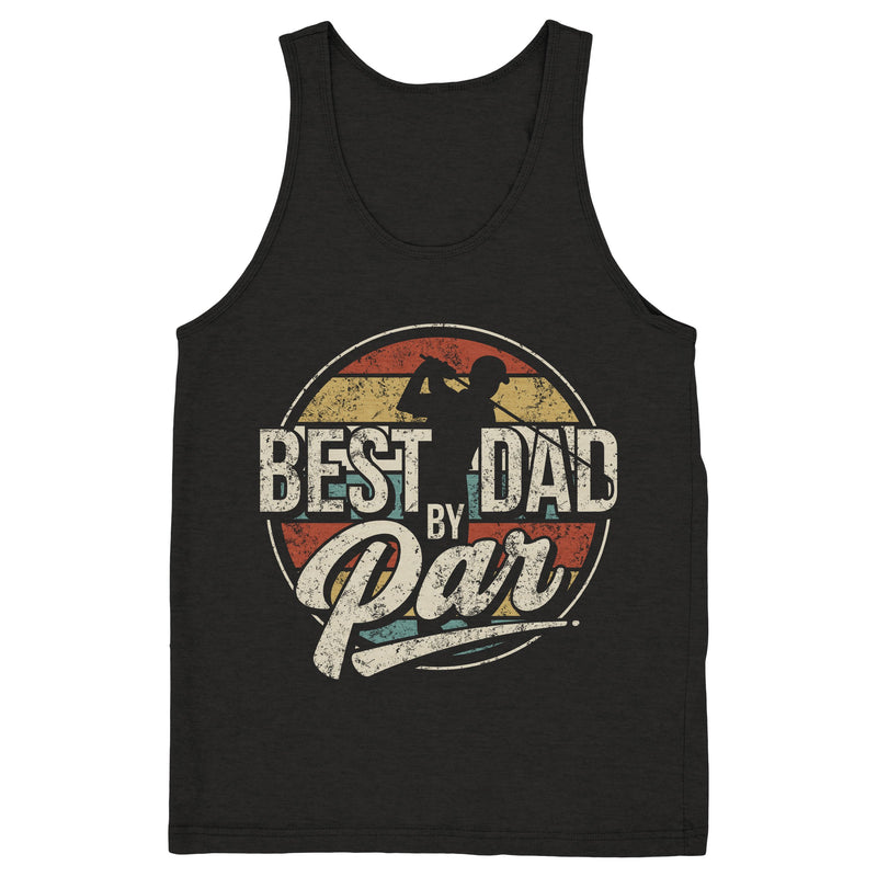 Best Dad by Par - Tank
