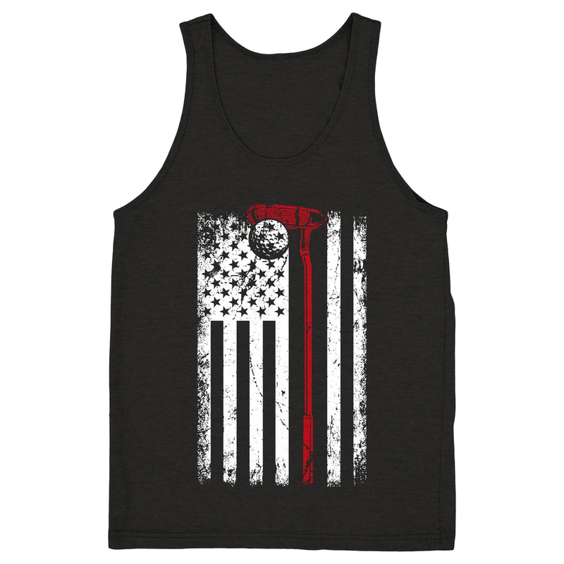 Golf Flag (With Ball) - Tank
