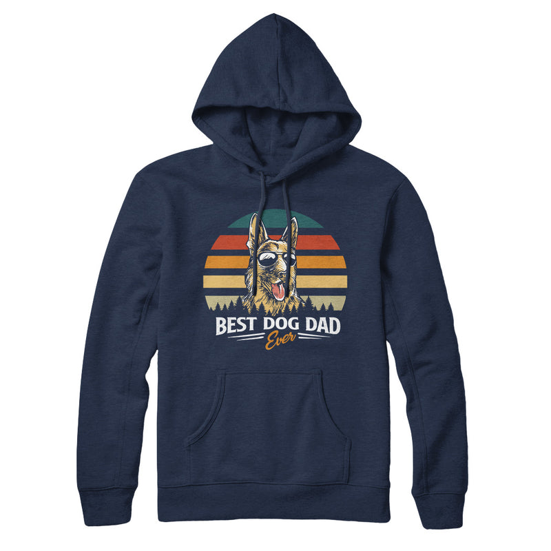 Best Dog Dad Ever (German Shepard) - Hoodie