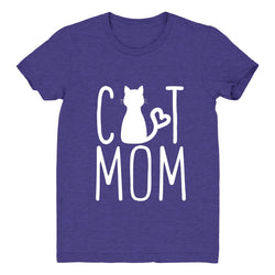 Cat Mom - Women's Tee