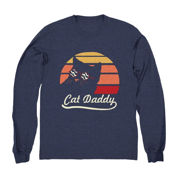 Cat Daddy One - Long Sleeve