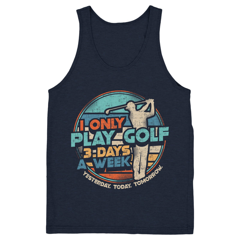 Golfing Three Days - Tank