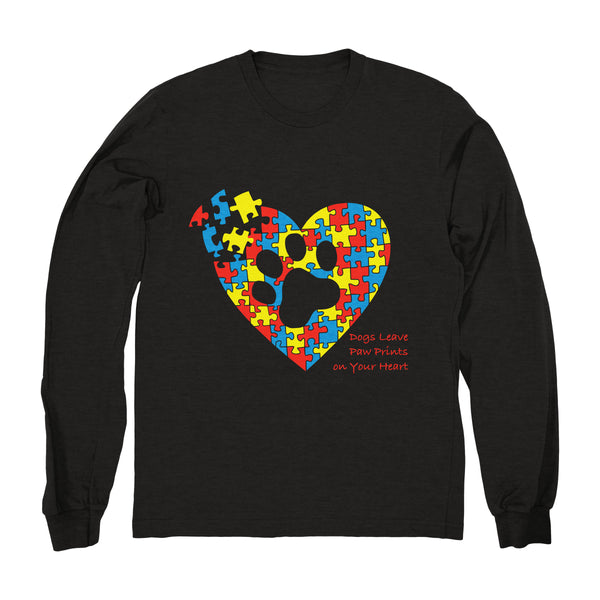 Autism Service Dog - Long Sleeve