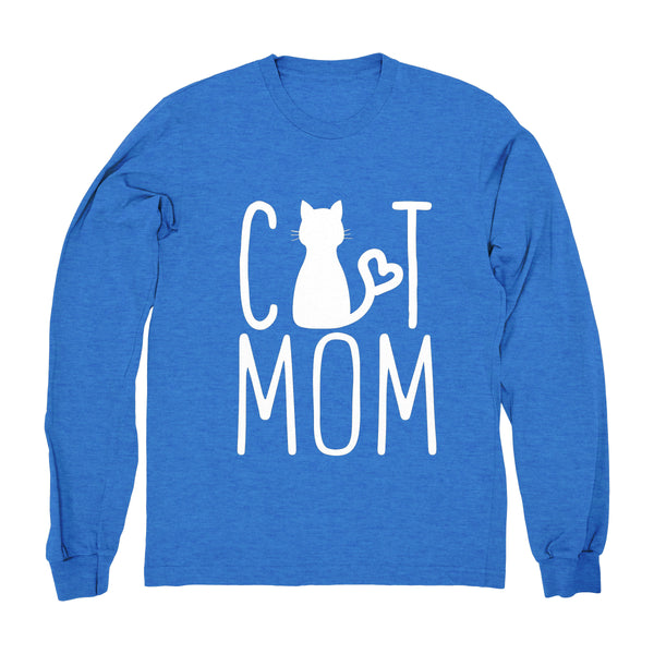 Cat Mom - Long Sleeve