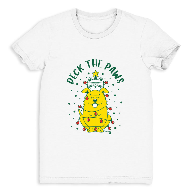 Deck The Paws - Women's Tee