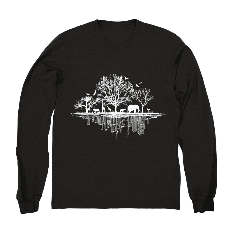 Animal City - Long Sleeve