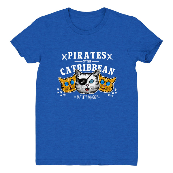 Pirates of the Catribbean - Women's Tee
