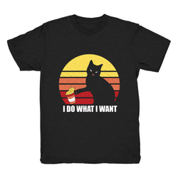 I Do What I Want One - Tee