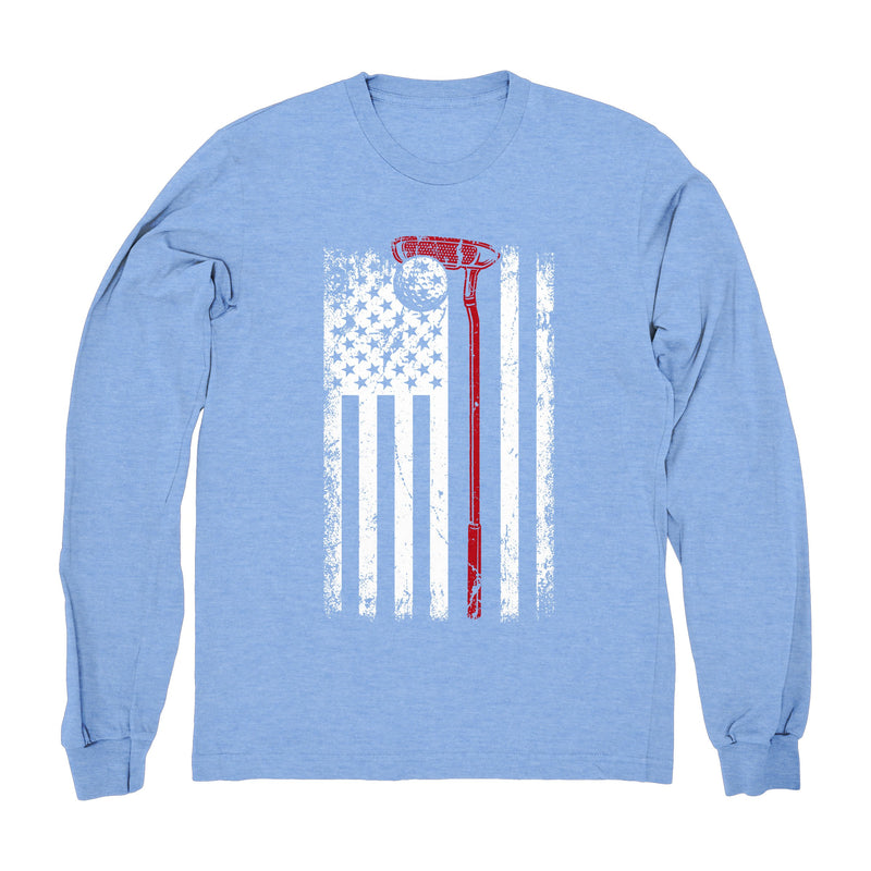 Golf Flag (With Ball) - Long Sleeve